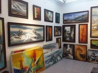 21st Century Art Gallery, Art Galleries in Kathmandu