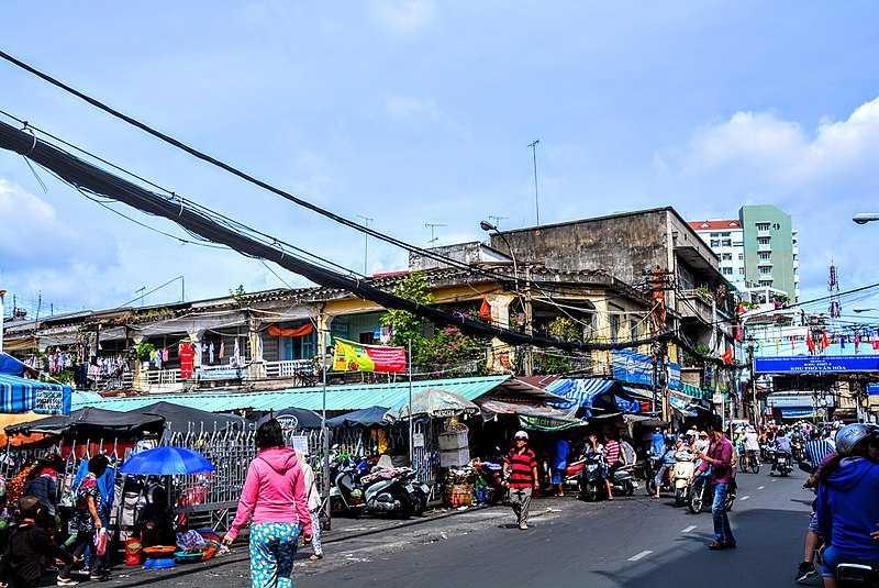 Phan Van Han Street, Street Food in Ho Chi Minh City