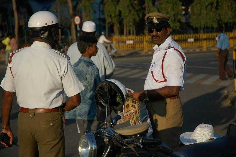 Police asking for Road fee