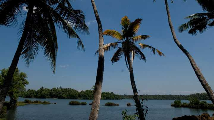Ponnumthuruthu Island, Trivandrum - A beautiful island in india