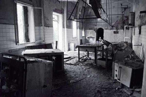 Poveglia, most Haunted places in the world