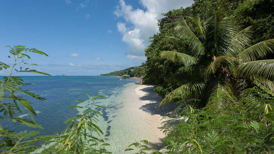 Anse Cimitiere, Beaches in Praslin Island