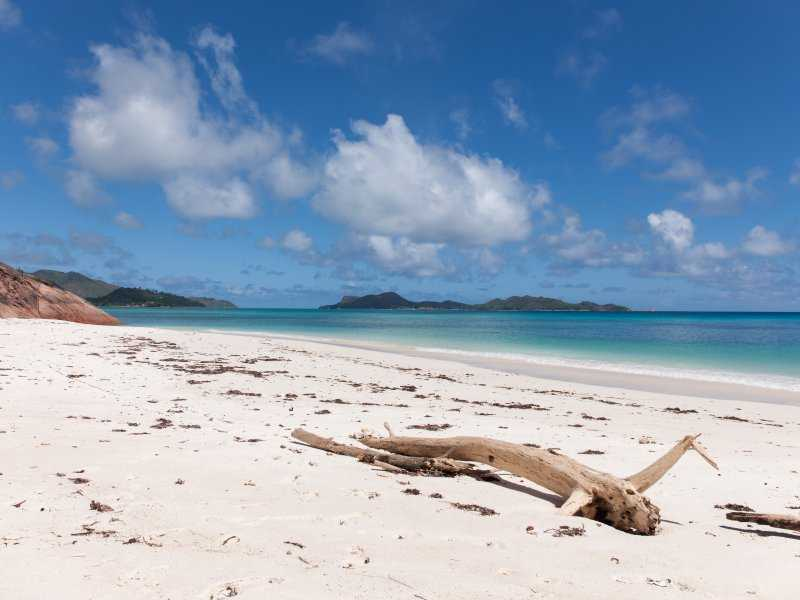 Anse Matelot, Beaches in Praslin Island