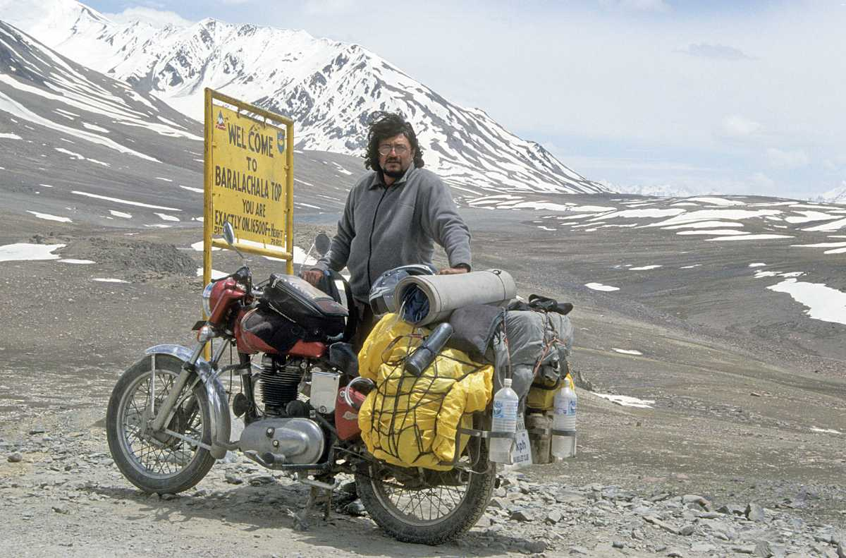 Riding Solo ro the Top of the World, travel documentaries
