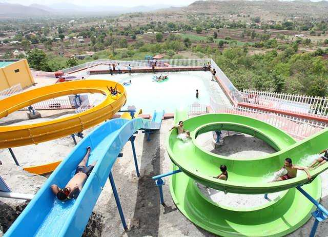 Rajgad Water Park, Water parks in Pune