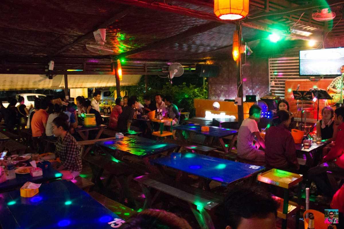 Pubs in Kanchanaburi