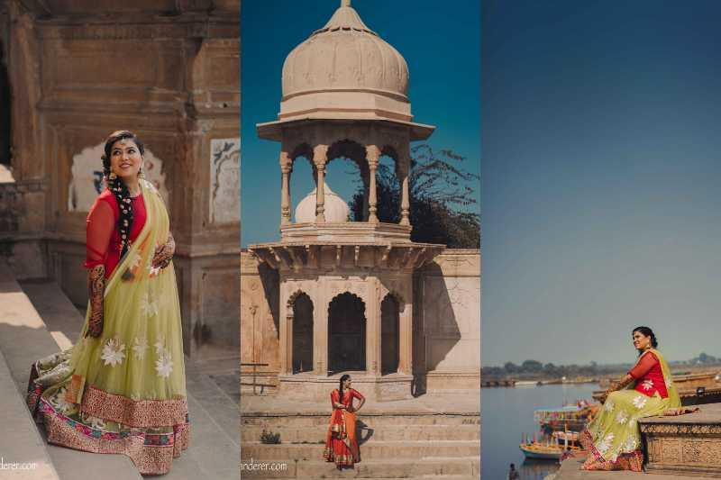 The various moods captured by Delhi Velvet