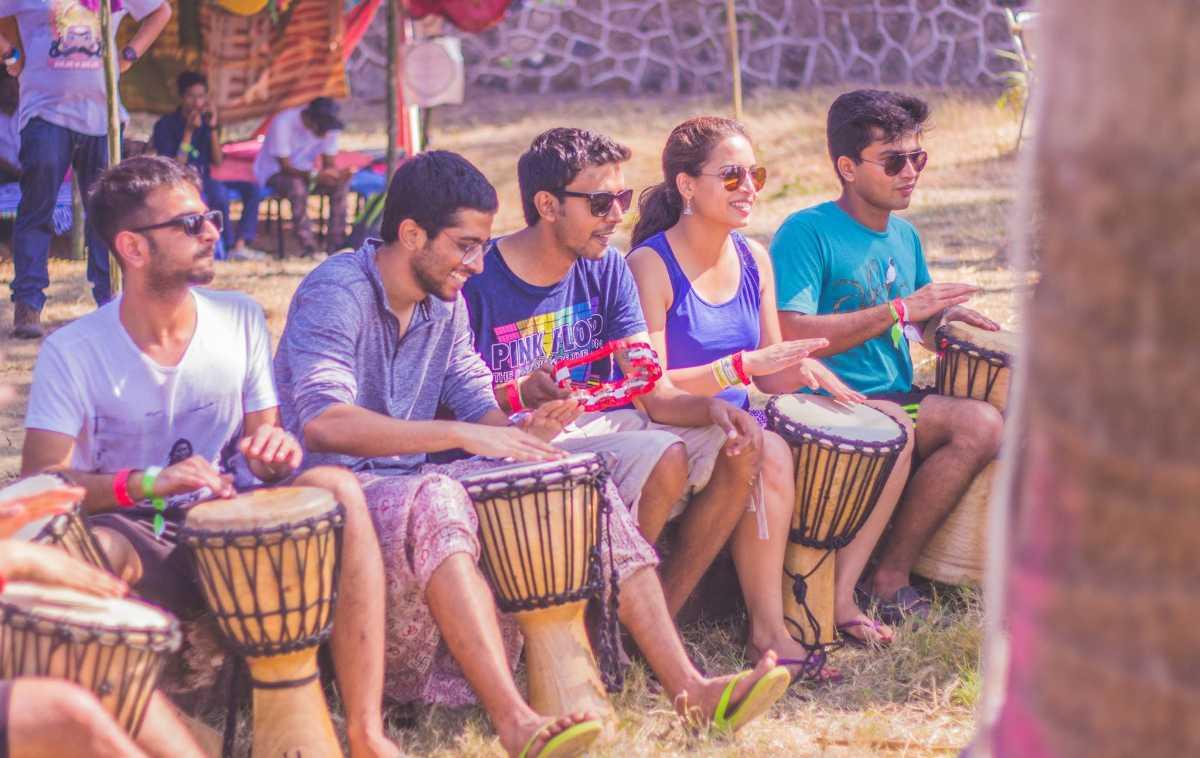 Nariyal Paani Festival