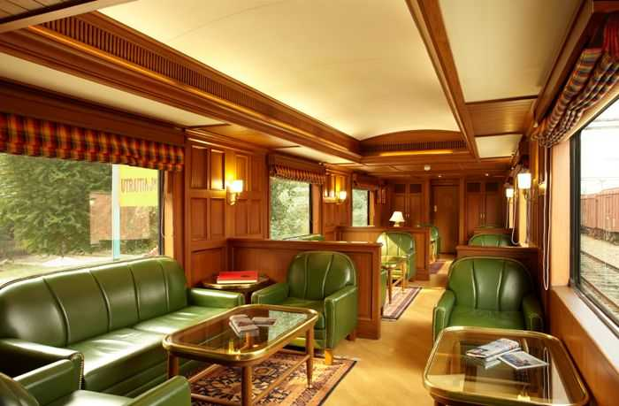 The Heritage of India, Maharaja's Express