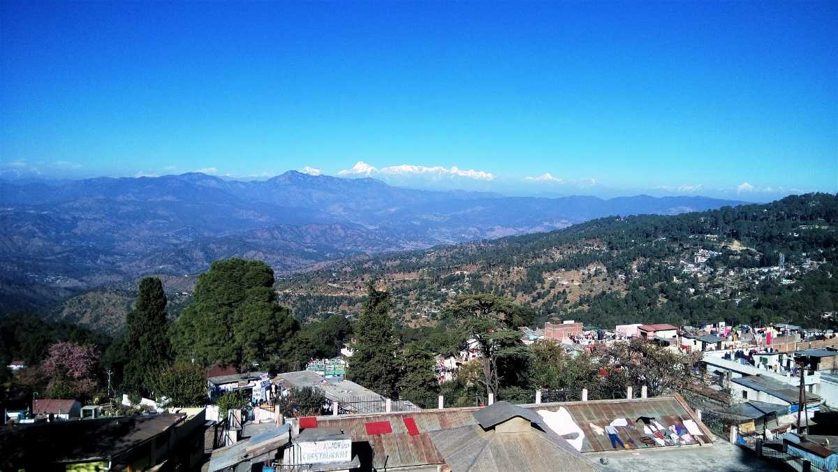 Ranikhet India