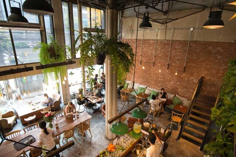Broccoli Revolution, Best Vegetarian Restaurants in Bangkok