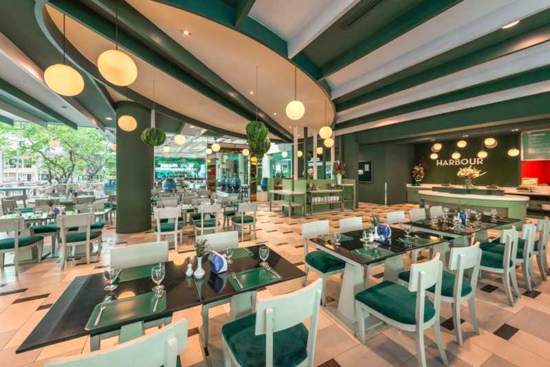 Harbour Halal Restaurant Pattaya Thailand