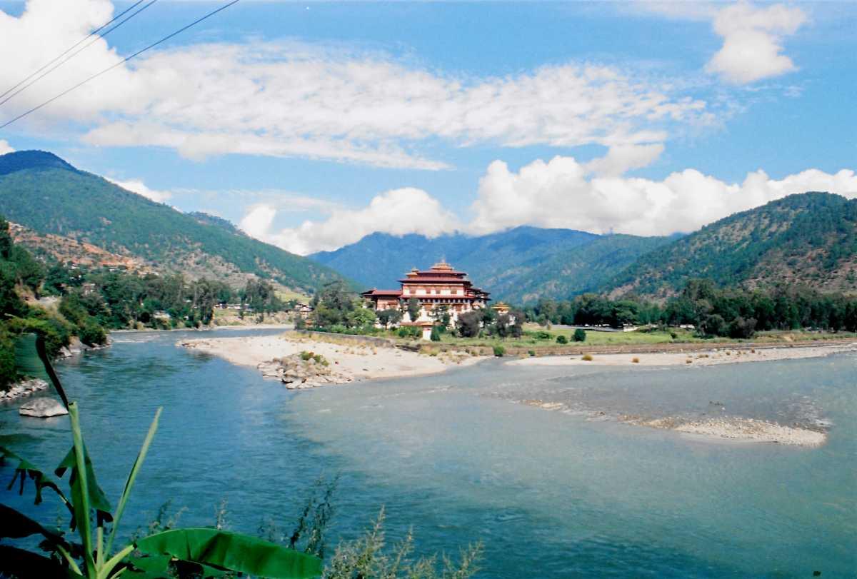 Mo Chhu, Rivers of Bhutan