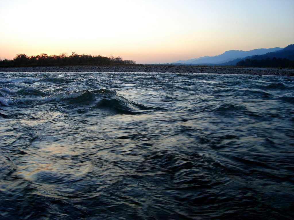 Drangme Chhu (Manas River), Rivers of Bhutan