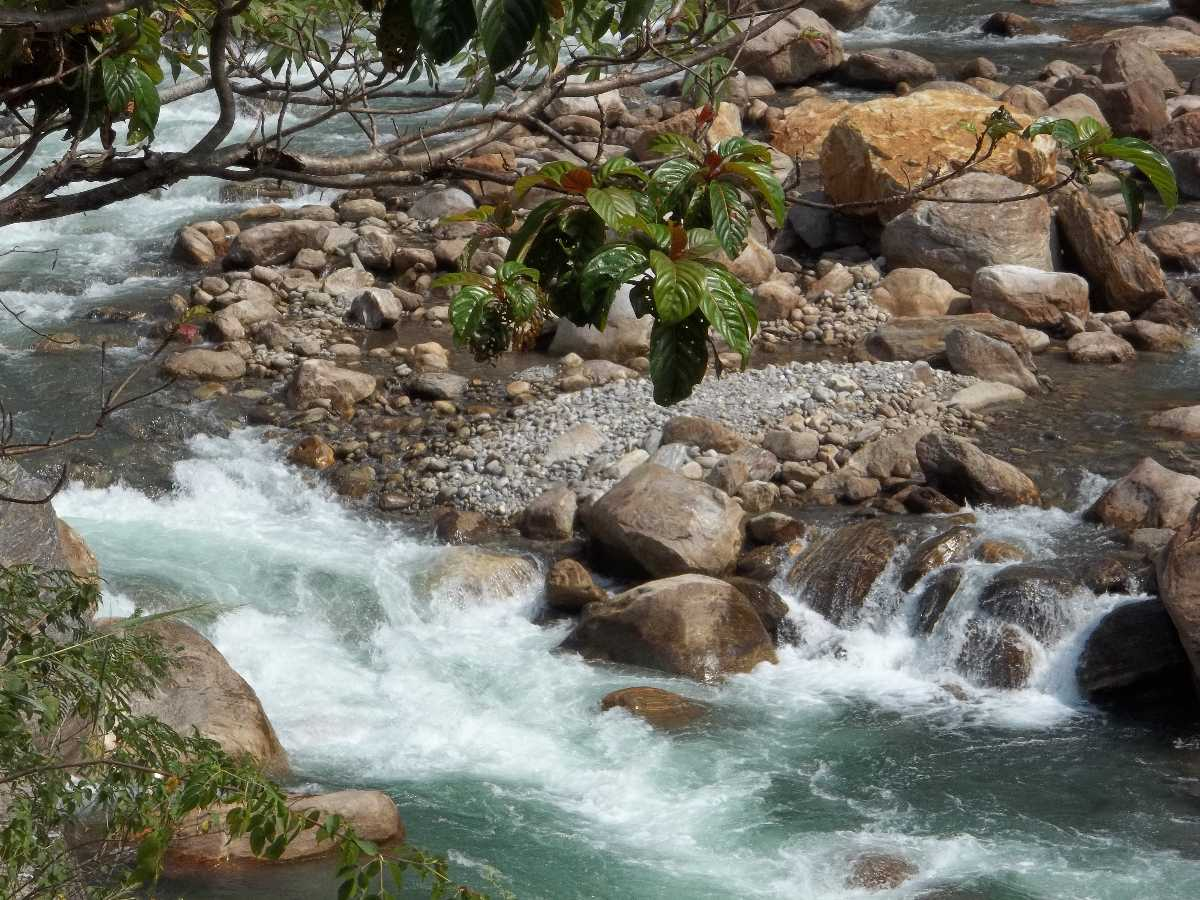 Jaldhaka River, Rivers of Bhutan
