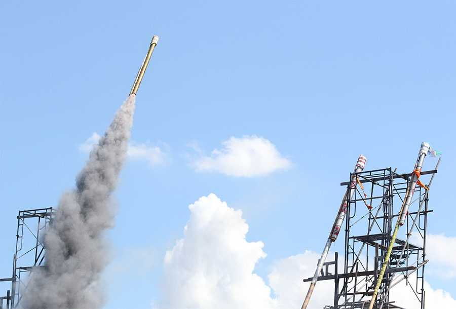 How is it celebrated, Rocket Festival in Thailand