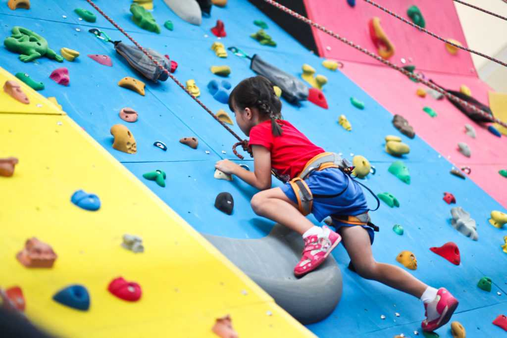 The Rock School, Centre for Rock Climbing in SIngapore