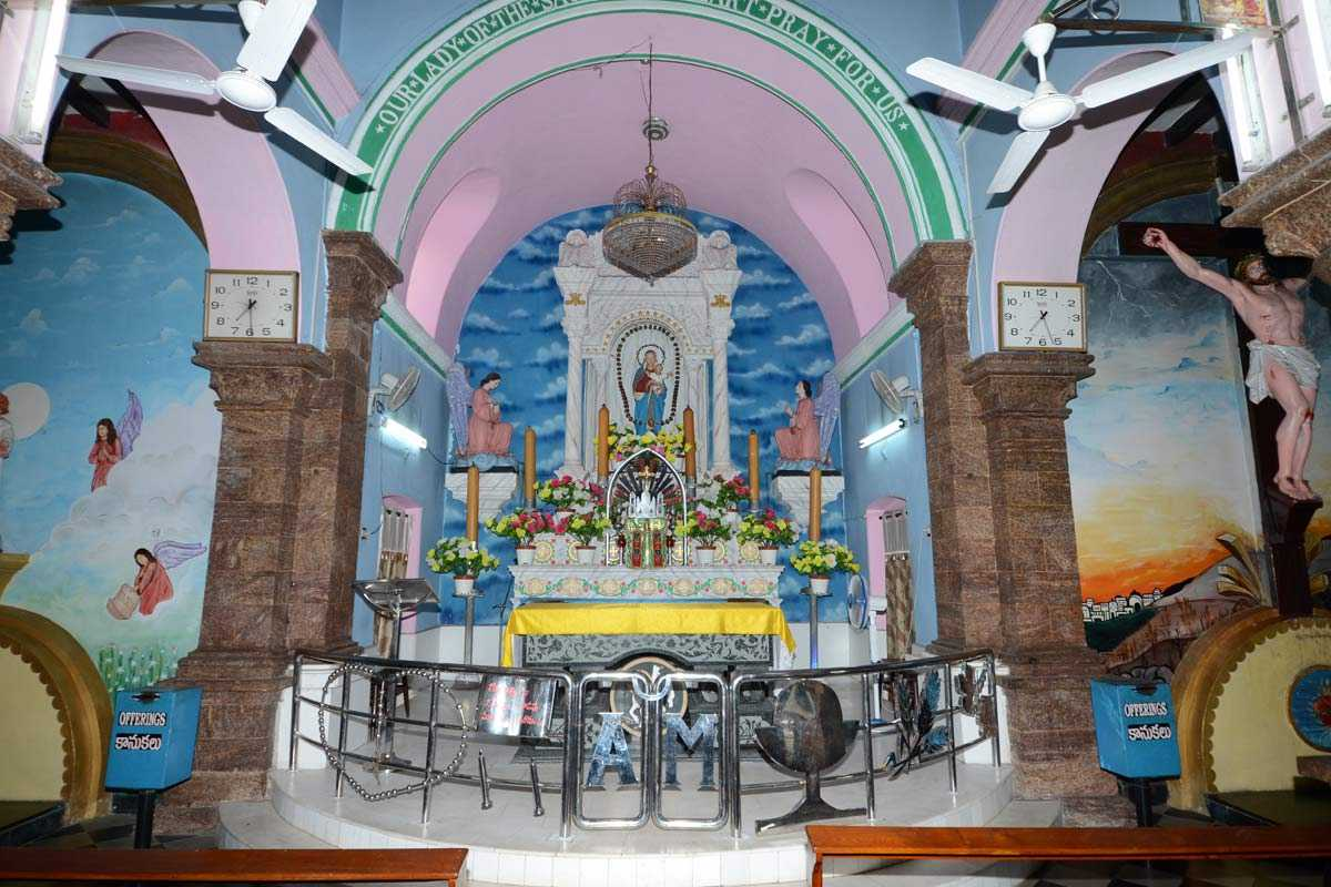Ross Hill Church Visakhapatnam