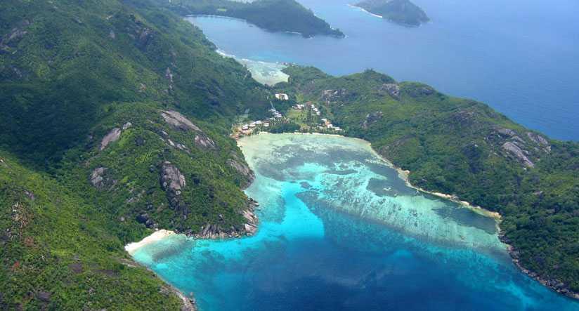 Baie Ternay, National Parks in Seychelles