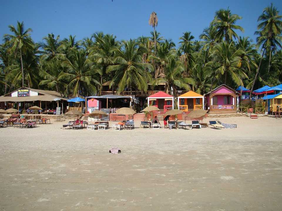 Visiting Goa in July