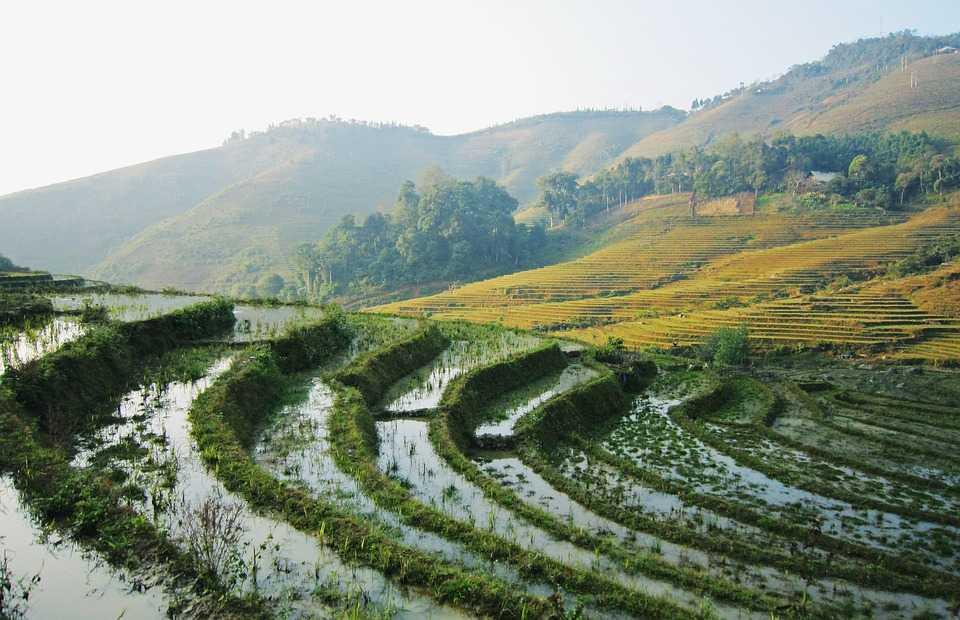 Sapa, Landscape of Vietnam