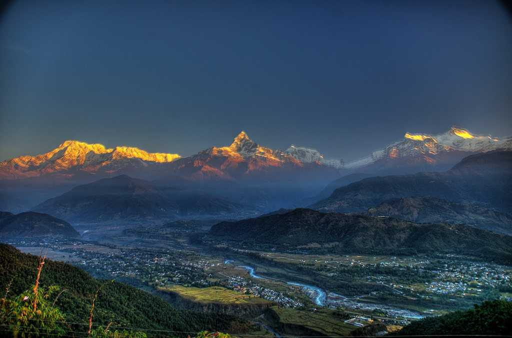 Sarangkot, Beautiful Places in Nepal