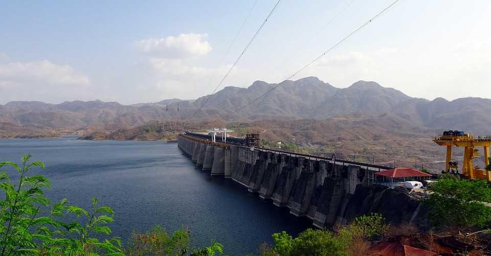 sardar sarovar dam, dams in india