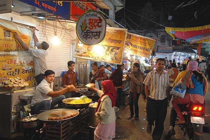 Sarafa Bazaar, Shopping in Bhopal