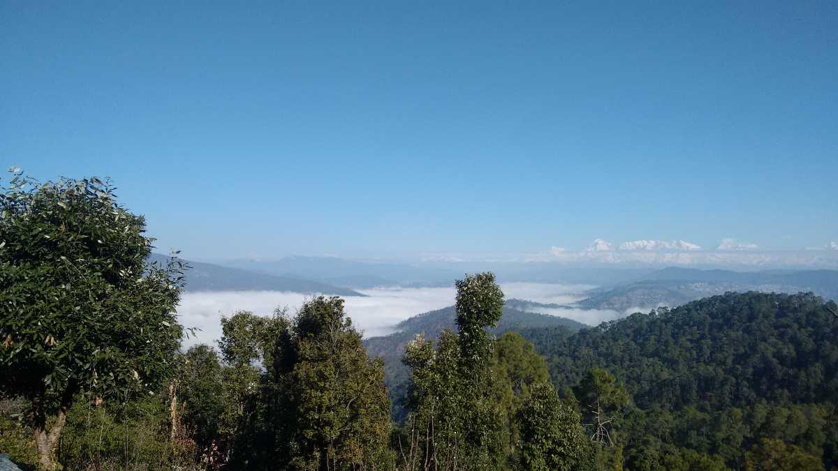 Satoli Mountain Ranges