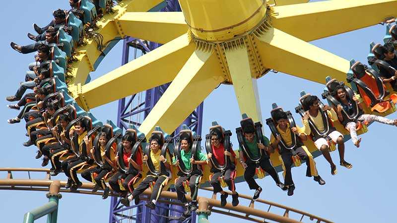 Adlabs Imagica, Places in Mumbai for Kids