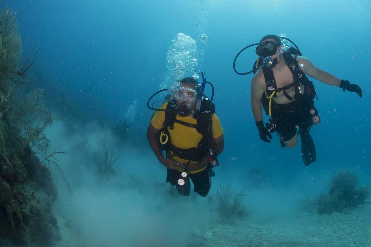 Scuba Diving in Lakshadweep Island