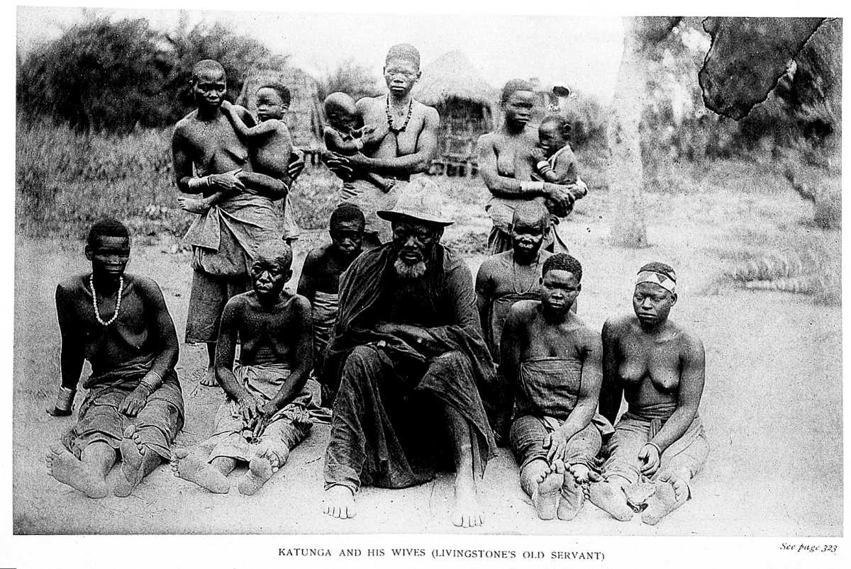 Katunga and his wives