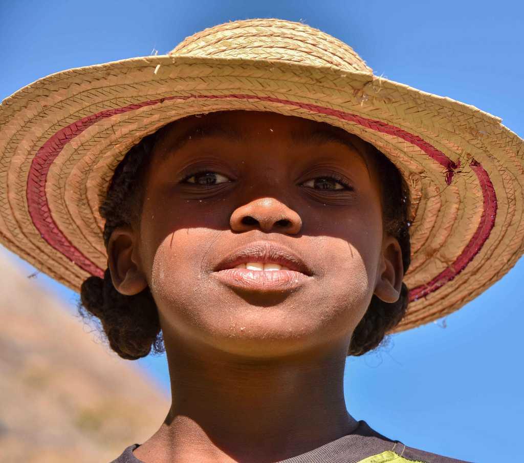 Madagassy Girl