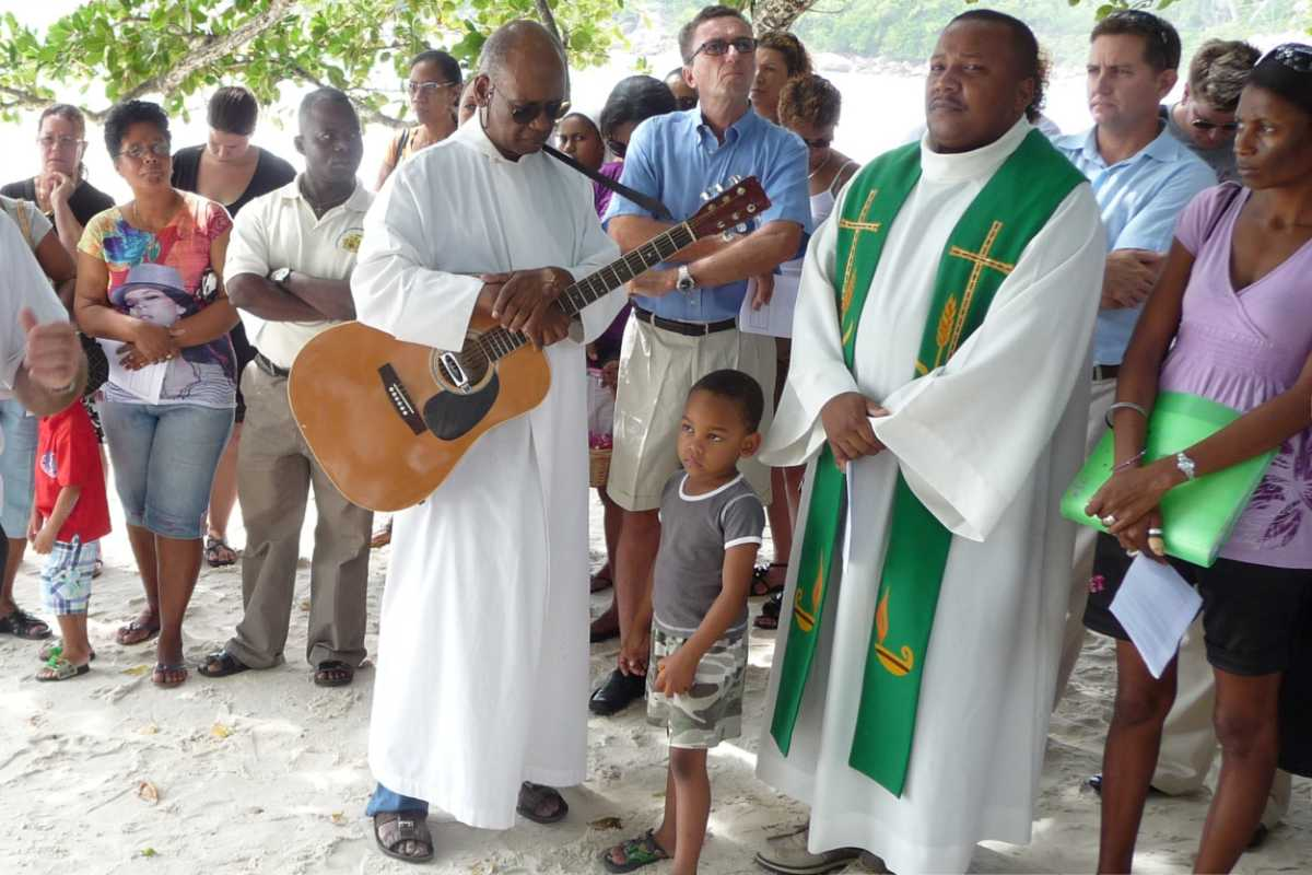 Anglicans in Seychelles, Religion of Seychelles