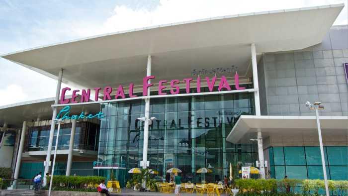 Central Festival, Shopping in Phuket