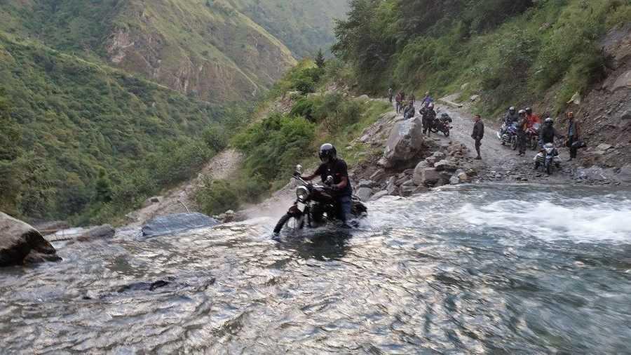 Bike Pokhara