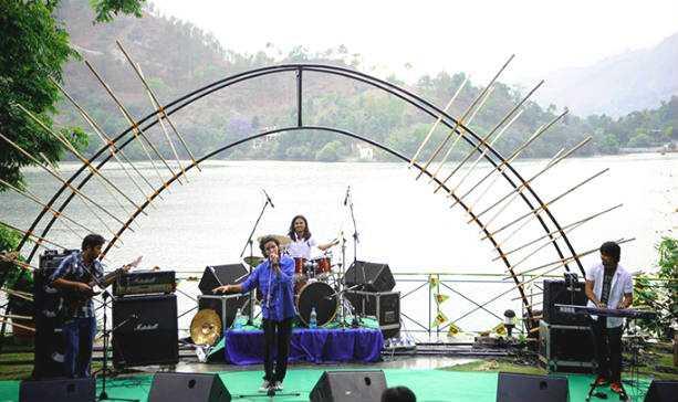 musical festivals in india, escape