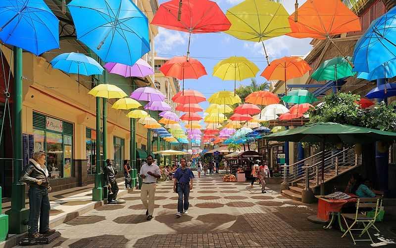 Mauritius in October