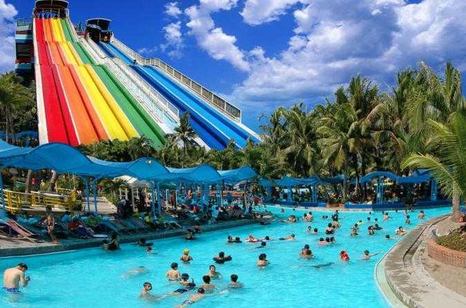 Siam Park City water park, Bangkok or Phuket