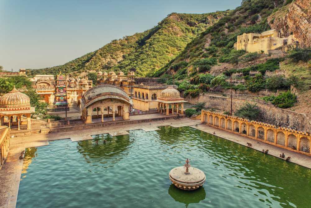 Galtaji Temple, Jaipur (Monkey Temple) Timings, Photos, History