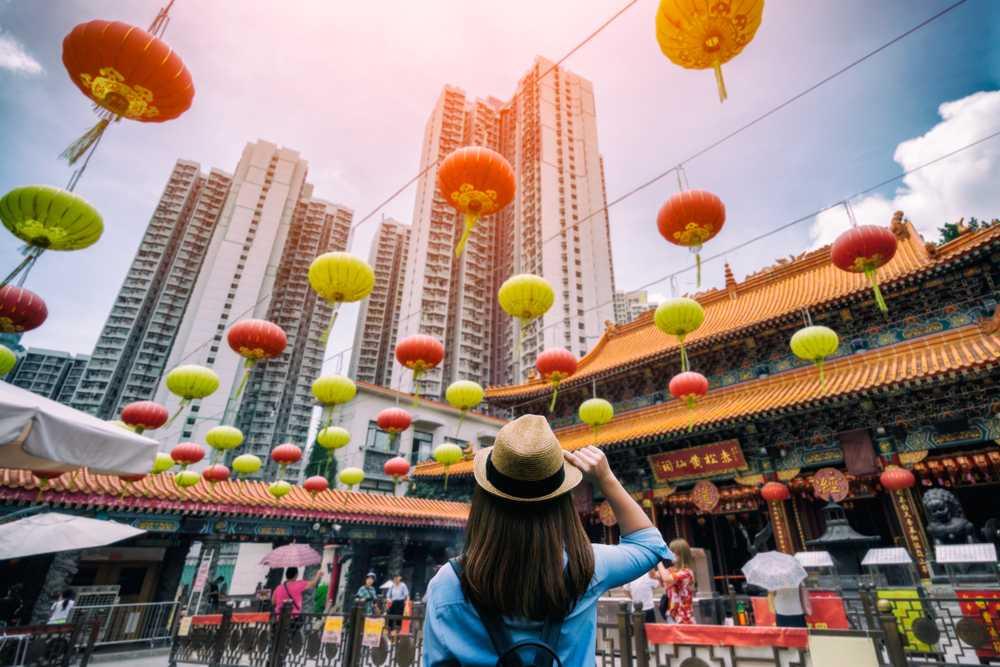Hong Kong Free Tour