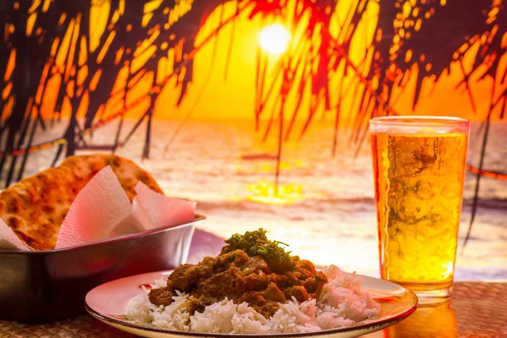 Goa food