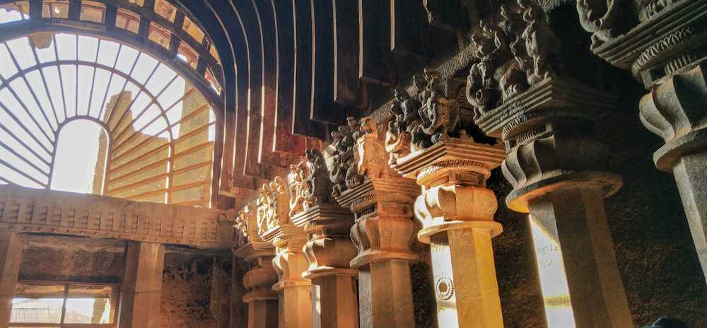 Karla Caves Architecture