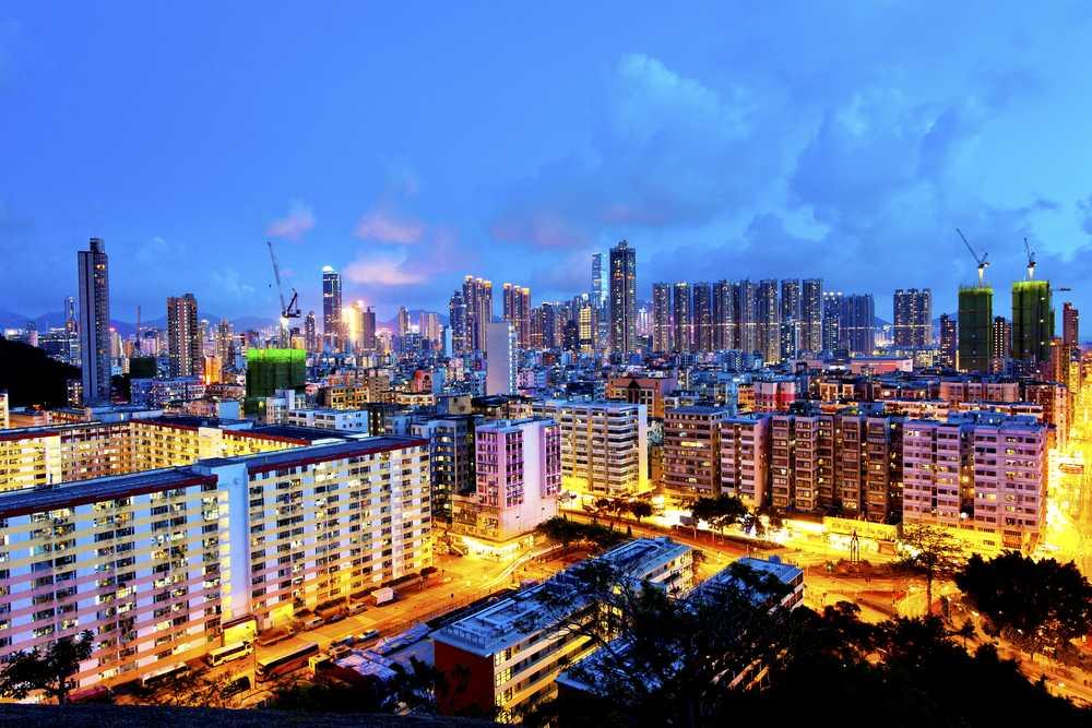 Sham Shui Po District