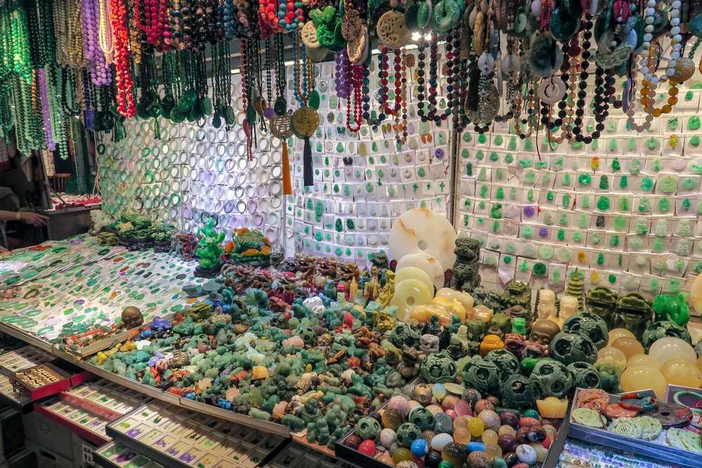 Jade Hawker Market