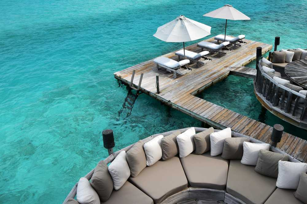March Weather In the Maldives