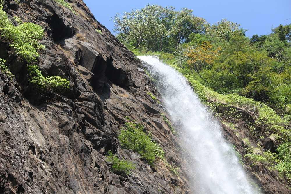 Kudlu waterfalls