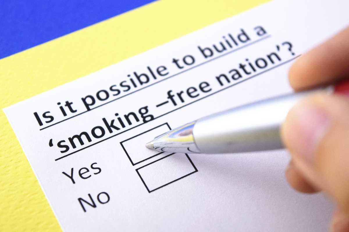 Tobacco Ban in Bhutan