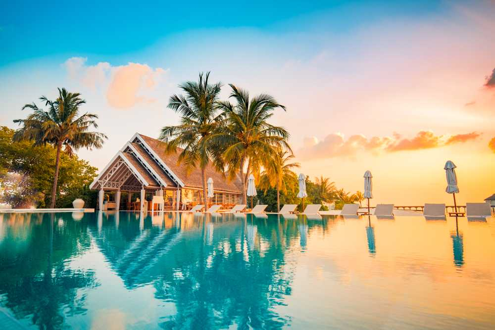 Maldives in March