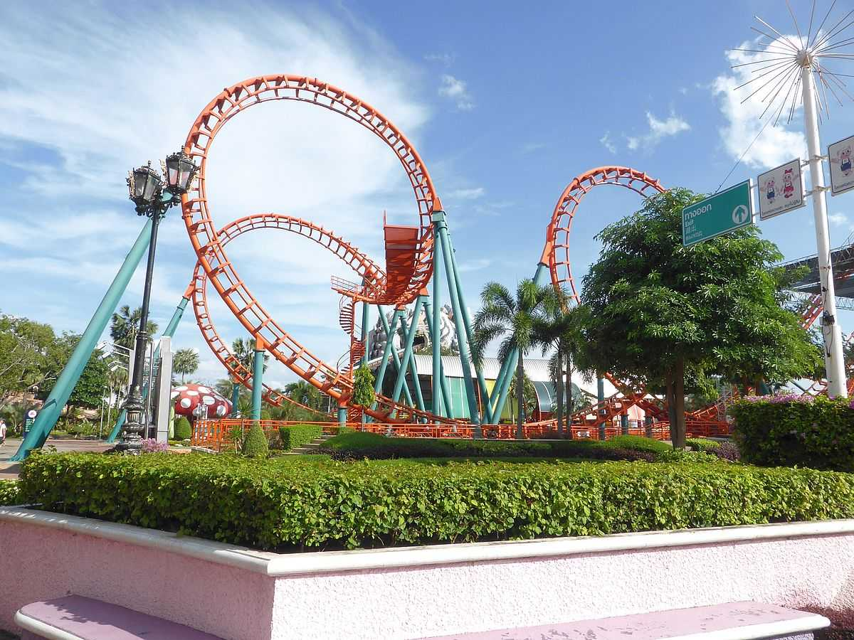 Siam Park City, Theme Parks In Bangkok